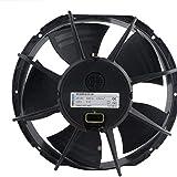 Plastic F//B 3 Wire SANYO Denki 109P0412K301 DC Fan Sq40x28mm 12VDC 0.61A 15500rpm 20.5CFM 50dB Tach