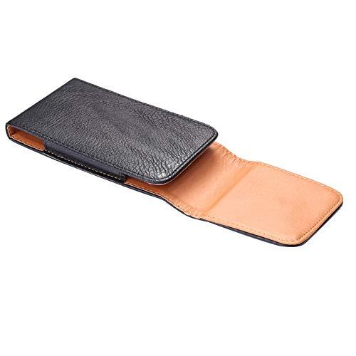 BANAZ Bolso de la Cintura de Estilo Vertical de la Funda del teléfono de Hblzz para el iPhone 6s Plus/iPhone 6 Plus y Galaxy Note 8 / Note 5 / Note 4 / Note 4 / Note III / S6 Edge Plus