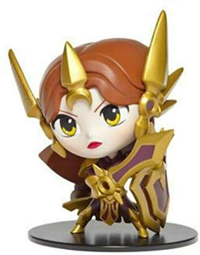 Game-Modell LOL League Legends Leona, The Goddess of Dawn, PVC Statue Actionfiguren,für Home Car Decoration Collection