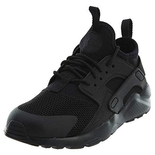 Nike Jungen Huarache Run Ultra (ps) Laufschuhe, Schwarz (Black/Black 004), 29.5 EU