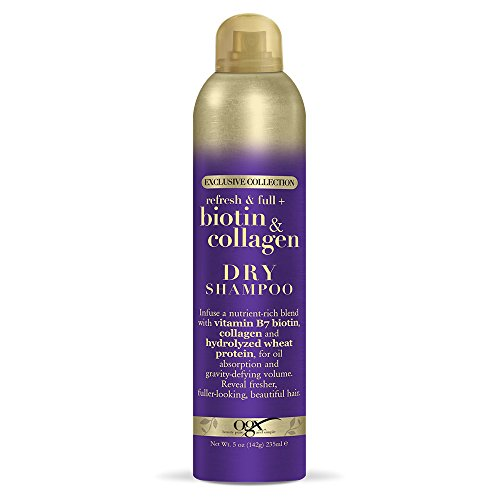 OGX Exclusive Collection Refresh & Full + Biotin &...
