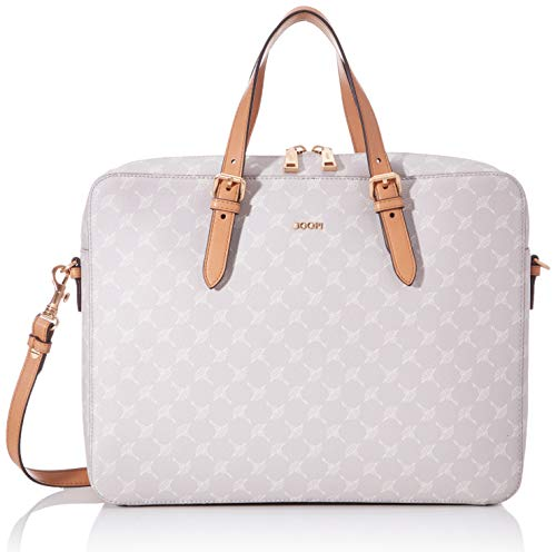 Joop! Damen Cortina Nanni Businessshopper Lhz Business Tasche, Grau (lightgrey), 10x30x39 cm