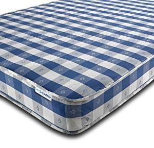 Comfy Living 3ft (90cm) Single Lucy Economy Sprung Mattress