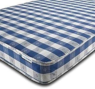 Comfy Living 90 cm (3 fot) enkel Lucy Economy fjädrad madrass