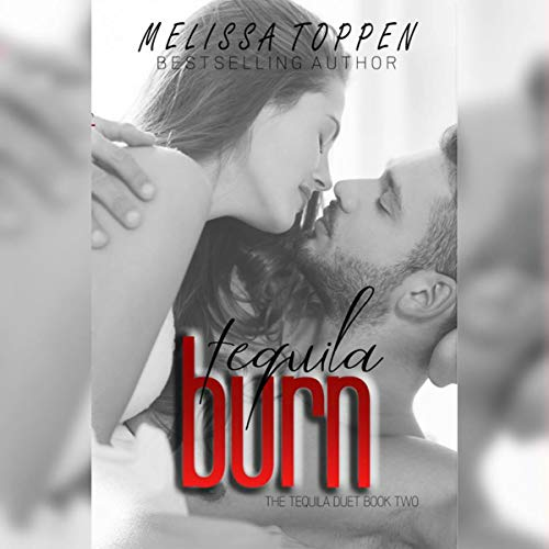 Tequila Burn audiobook cover art