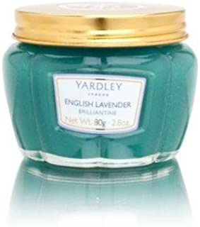 Yardley London English Lavender Brilliantine for Women, 80g