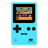 Golden Security Mini Arcade Game Console GSGM-8061 Upgraded 1.8in Colorful Screen 152 Classic Handheld Games Potable for Outdoor Novelty Electronics for Boys&Girls
