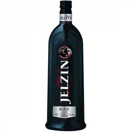 Boris Jelzin Black 16.6% 0.7l