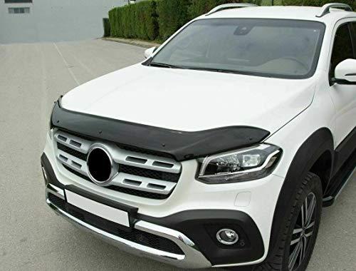 Passend für X-Klasse Motorhaubenwindschutz, Stein-Windabweiser, kein Motorhauben-BH.