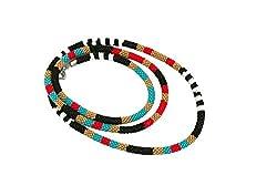 handmade african craft ~ boho necklace