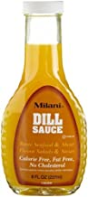 Milani Dill Sauce, 8-Ounce Glass Bottles (Pack of 6) by Milani