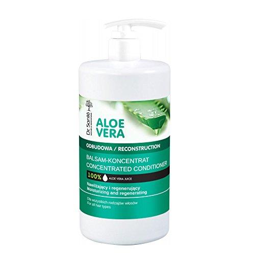 Dr Sante Aloe Vera Wiederaufbau Konzentrierte Conditioner- Spülung alle Haartypen 1000ml