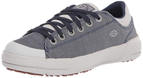 Dickies womens Supa Dupa Low Sf Eh Sr Industrial Shoe, Mood Indigo/Antarctica, 6 US