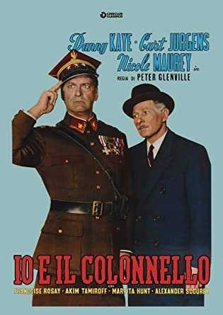Jakobowsky und der Oberst / Me and the Colonel (1958) ( ) [ Italienische Import ]