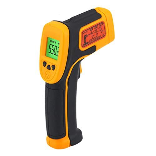 Digitales Infrarot-Thermometer – AS530 Sensor Digital LCD Handheld Industrie Infrarot Thermometer Temperatur Meter Tester Rot-Laser berührungslose IR Pyrometer Pistole