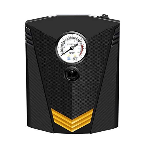 FATEGGS Inflador de neumáticos del compresor de Aire COMPRESOR DE Aire DE Aire Portal Digital Bomba DE Aire DE Aire 150 PSI AUTOMÁTICO AUTOMÁTICO para LA Bomba DE LUZ DE LA LED portátiles