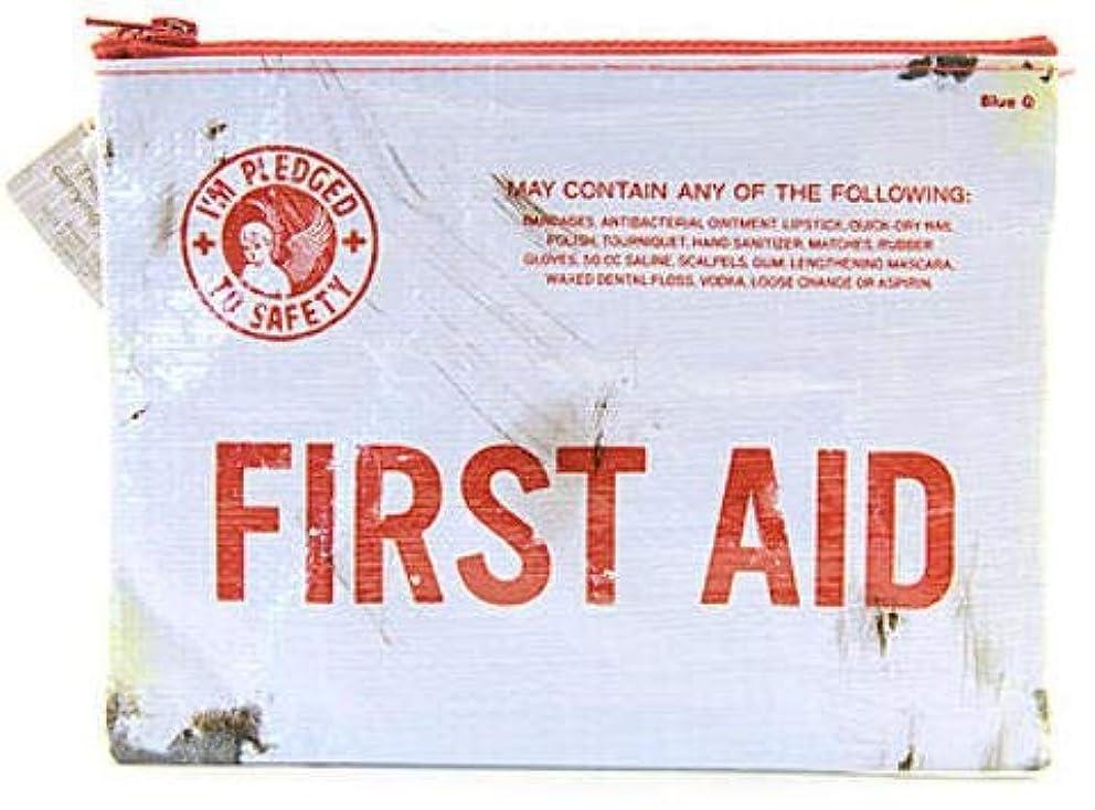 Blue Q Zipper Pouches - First Aid 1 pcs sku# 1873268MA