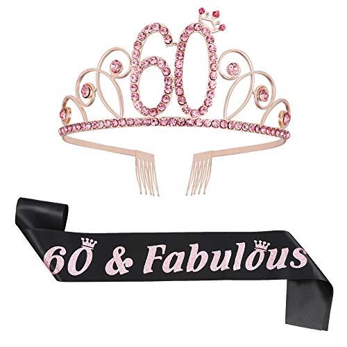 Banda 60 Cumpleaños marca DragonflyDreams