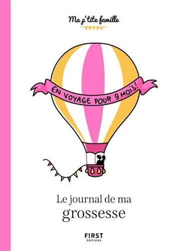 Le journal de ma grossesse, 3e édition