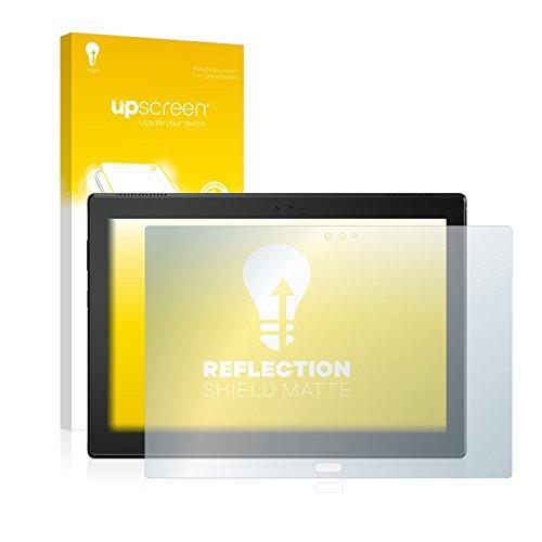 upscreen Entspiegelungs-Schutzfolie kompatibel mit Lenovo Tab 4 10 Plus – Anti-Reflex Bildschirmschutz-Folie Matt