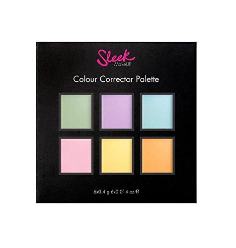 Sleek MakeUP Colour Corrector Palette 18g