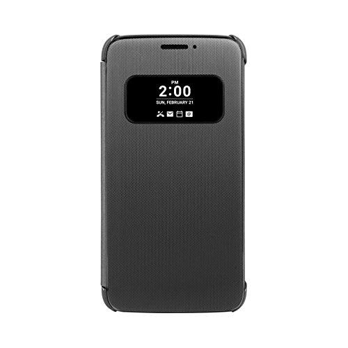 LG Mesh Folio Cover Handyschutzhülle G5 Titan