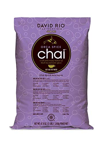 David Rio Orca Spice Chai, 1.350g
