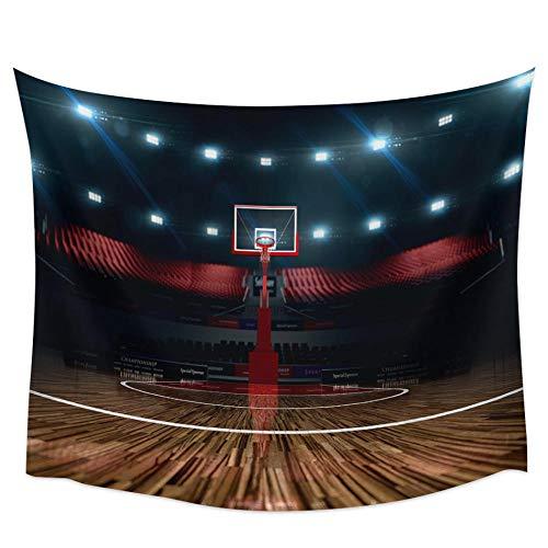 rkmaster Basketballplatz Spiel Tapisserie
