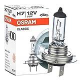 OSRAM H7 12V 55W HALOGENO CLASSIC