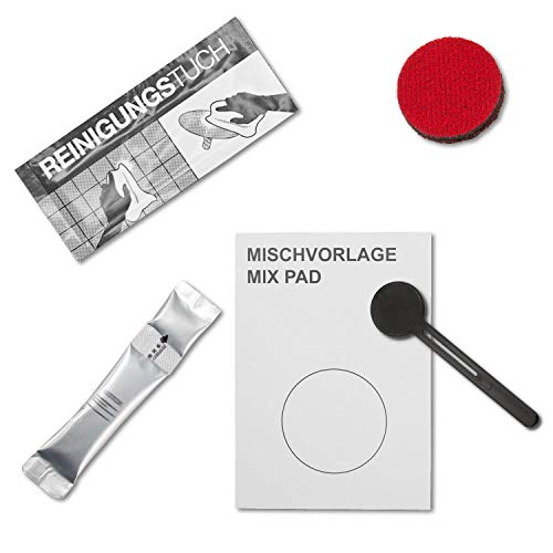 bremermann Juego de adhesivos para montaje adhesivo de accesorios de baño Piazza & Lucente sistema adhesivo (1)