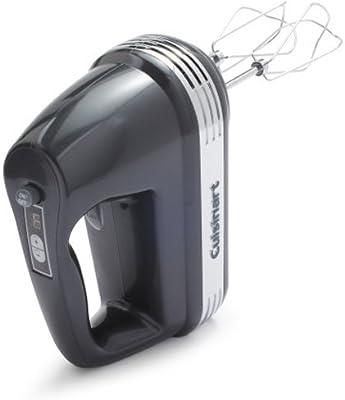 Cuisinart Power Advantage 7-Speed Hand Mixer, Yellow (Renewed)