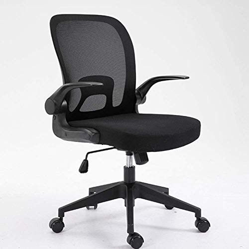 WSDSX Office Chairs Office Chair, Ergonomic Desk Chair Mesh Computer Chair,Lumbar Support Modern Executive Adjustable Rolling Swivel Chair,Comfortable Mid Task Home Office Chair, Home of