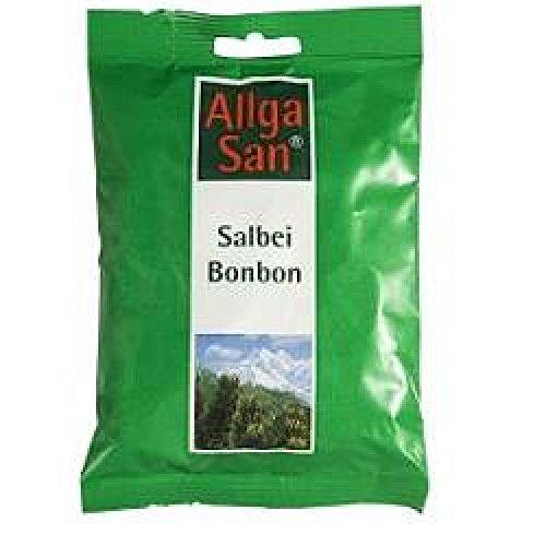 Allgäuer Latschenkiefer Allga San Salbei Bonbon Dr. Theiss Naturwaren Hustenbonbons 100 g