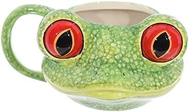 Tree Frog Mug, 3d