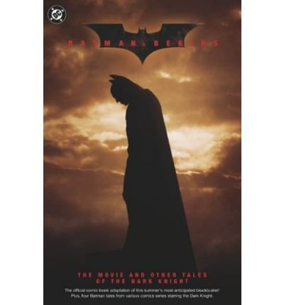 [(Batman Begins: The Movie and Other Tales of the Dark Knight )] [Author: Scott Beatty] [Jul-2005]