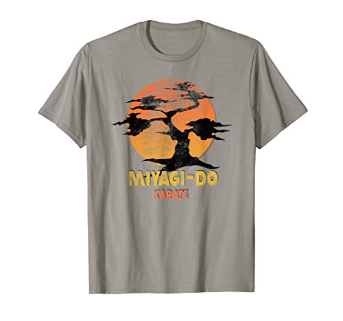 The Karate Kid Miyagi-Do T-Shirt