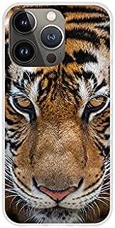 Etui na Apple iPhone 13 Pro - etui na telefon Design Case - Spojrzenie tygrysa - guma case obudowa silikonowa wzory