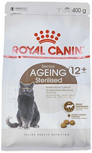 ROYAL CANIN Sterilised +12 Secco Gatto Gr. 400 - Mangimi Secchi per Gatti
