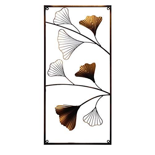 Decoración de la pared de la flor en el metal interior Lifelike Flower Wall Colgando Naturaleza Metal Daisy Percha de pared Metal Lifelike Flower Wall Art For Outdoor Home Dormitorio Oficina Jardín