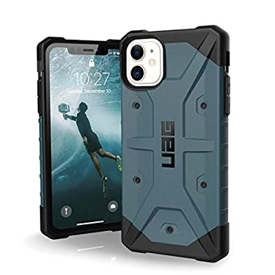 UAG Designed for iPhone 11 [6.1-inch Screen] Pathfinder Feather-Light Rugged [Slate] Military Drop Tested iPhone Case