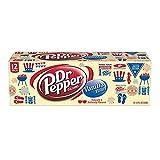 Dr Pepper Vanilla Float 12oz (355mL) - 12pack …