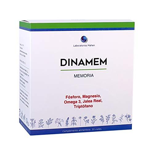 Laboratories Mahen Dinamem 24 20 Viales Dinadiet