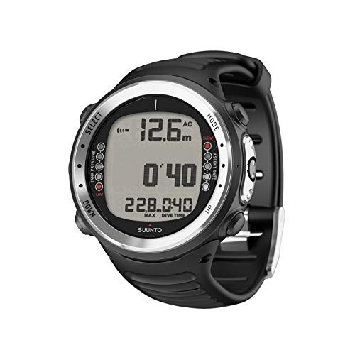 Suunto D4I Diving Watch With Black Strap