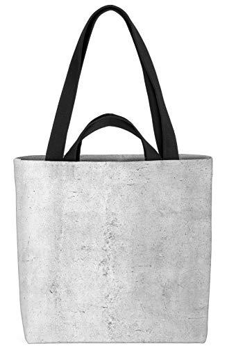 VOID Sichtbeton Tasche 33x33x14cm,15l Einkaufs-Beutel Shopper Einkaufs-Tasche Bag