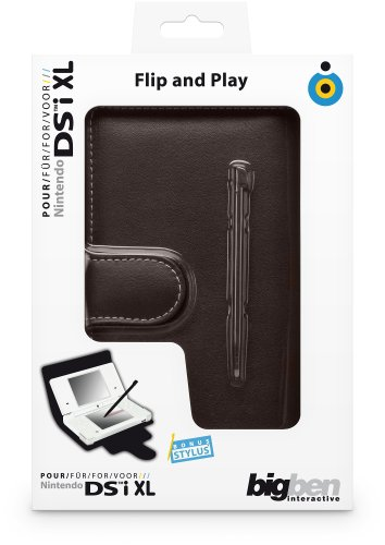 Nintendo DSi XL - Flip & Play Protector Chocolate