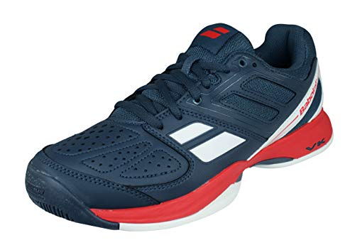Babolat Cordones Hombre Tenis Zapatos con un Flexible...