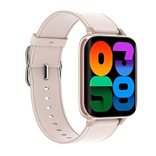 DT93 Smart Watch PK DTX P8 FK88 Bluetooth Call MP3 Función SmartWatch PPG ECG Moda Impermeable Mujeres Smart Reloj,D
