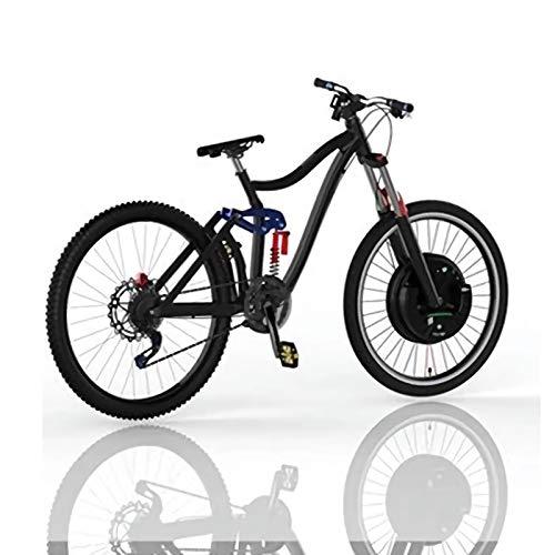 GJZhuan Ebike Kit De Conversión IMortor 3.0 40 Kmh Todo En Un Kit Eléctrico De La Bicicleta De La Rueda Delantera del Motor 36V350W Kit De Conversión Ebike con El Kit De Batería MTB Bicicleta