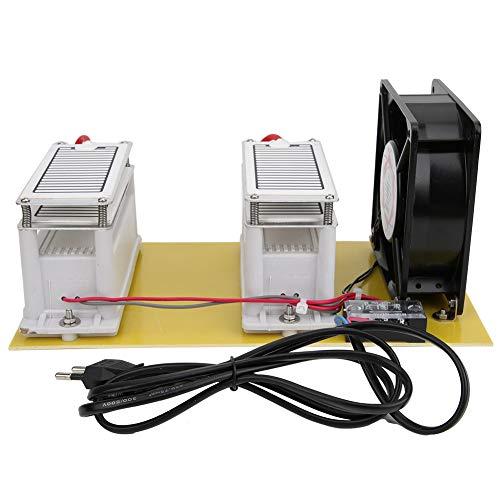 20g Generador De Ozono Máquina De Desinfección Portátil DIY Herramienta Profesional De Calidad del Aire Interior 200W 220V
