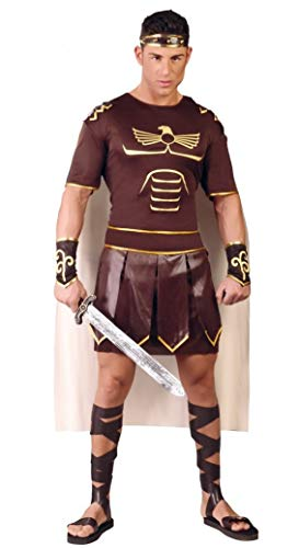 Fiestas Guirca Costume Romain Adulte Gladiateur